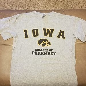 U of Iowa Pharmacy tshirt